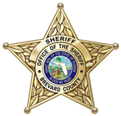 Star of the Brevard County Sheriff's Office