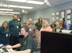 Citizen Academy Comm Center Picture 101