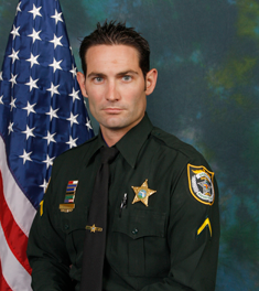 Corporal Jay Church