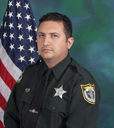 Corrections Deputy Robert Lincoln